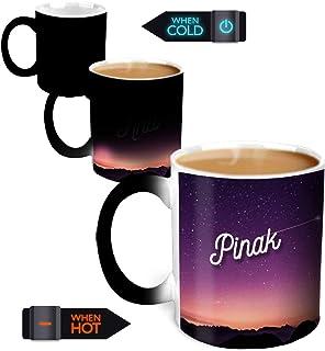 Hot Muggs® You're the Magic… Pinak Magic Mug Personalised Name Ceramic, 315ml, 1 Unit