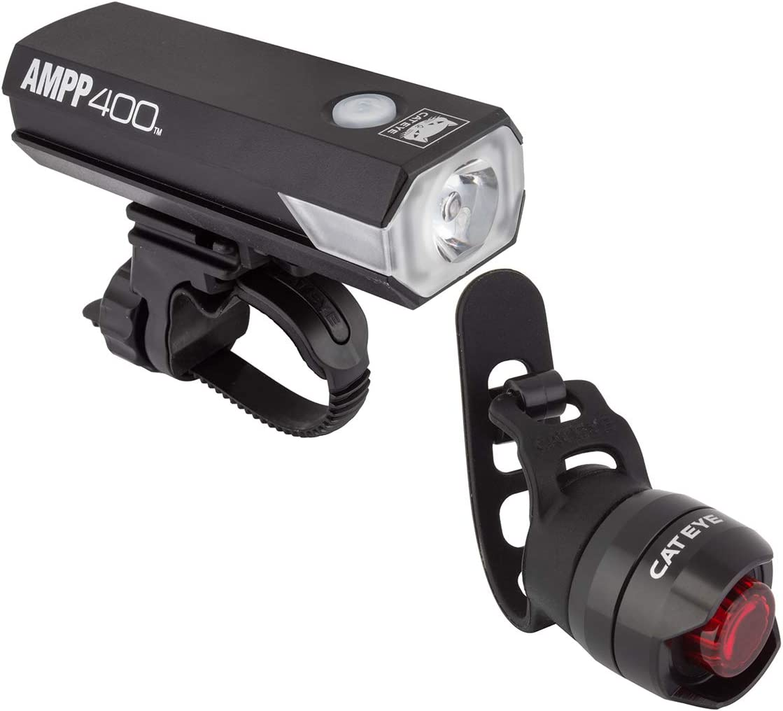CAT EYE - AMPP400 正規取扱店 USB Rechargeable SL-LD160-R 受賞店 Orb Headlight Bike