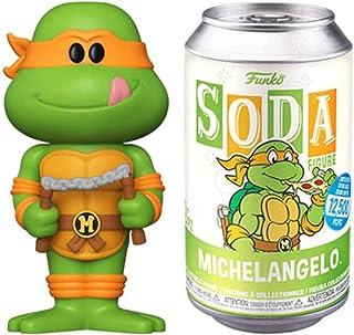 Funko Pop! Soda Teenaged Mutant Ninja Turtles Michaelangelo