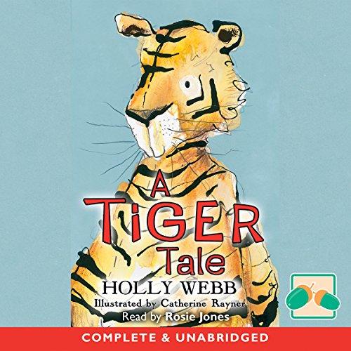 A Tiger Tale Titelbild