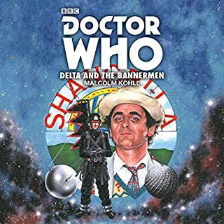 Doctor Who: Delta and the Bannermen cover art