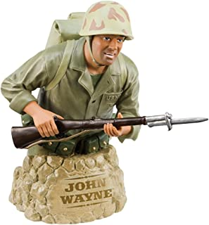 Vandor John Wayne Limited Edition Sands of Iwo Jima Mini Bust