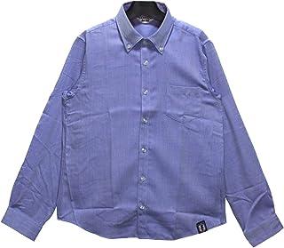 JFA JAPAN フォーマルシャツ 140cm 150cm 160cm 170cm ブラック ブルー 3803-5607 SAMURAI BLUE ku1