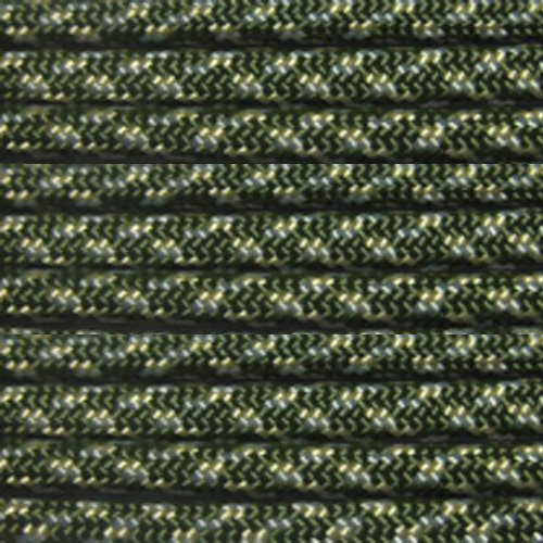 PARACORD PLANET 750 LB Type IV Paracord Authentic Parachute Cord 11 Core Inner Strands Minimum Break Strength 750 lb 10, 25, 50, 100 Foot Hanks, 250, 1000 Foot Spools