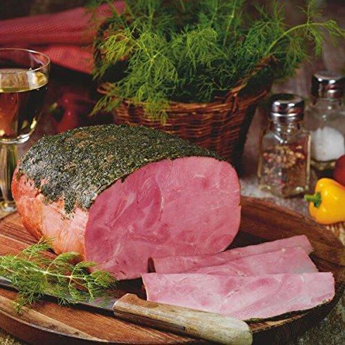"""Truthahnpastrami, Pastrami """"Chicago Art"""" mit Gewürzrand 100 % pureTruthahnfleisch von Dieter Hein (Stück 1kg)"""