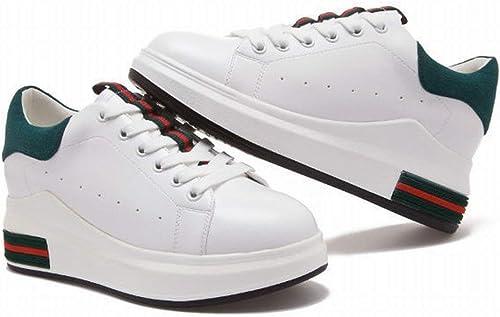 HhGold Schuhe Schuhe Schuhe Casual Schuhe Damen Schuhe Schuhe Sportschuhe Sportschuhe (Farbe   Grün, Größe   50)