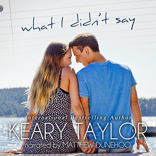 What I Didn't Say cover art