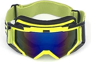 Man'S And Woman'S Ski Glasses Double Layer Permanent Anti Fog Ski Goggles Mountain Goggles Ski Goggles