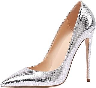 AOOAR Stiletto avondschoenen voor dames