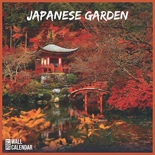 Compare Textbook Prices for Japanese Garden Wall Calendar 2021: Official Japanese Garden Calendar 2021, 12 Months  ISBN 9798588948661 by Calendars Designs, Creative