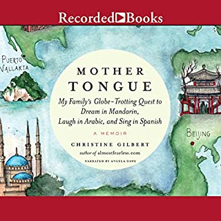 Mother Tongue audiobook cover art