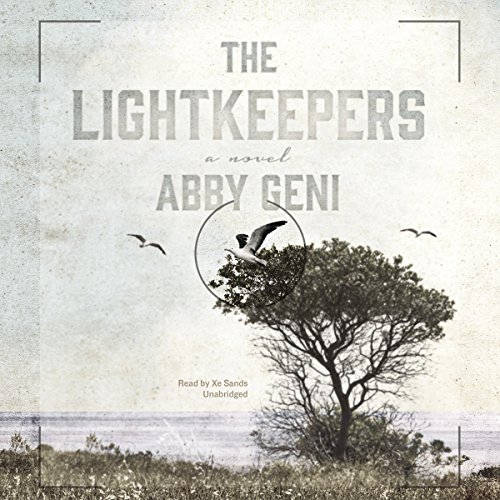 The Lightkeepers copertina