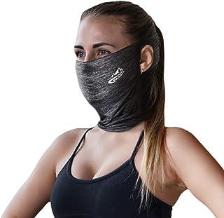 SKL Neck Gaiter Face Mask, Sun Protection Breathable Bandana Balaclava