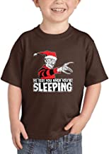 He Sees You When You're Sleeping Infant/Toddler Cotton Jersey T-Shirt