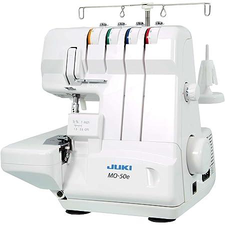 JUKI オーバーロックミシン MO-50eN 2本針4本糸差動送り付き