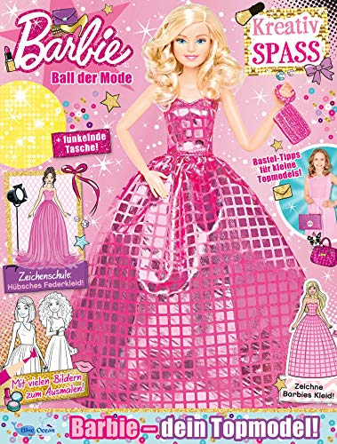 Barbie KreativSPASS Magazin Nr.19/2018 - Ball der Mode