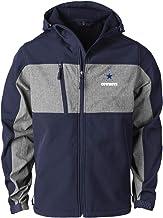 NFL Dunbrooke Men's Zephyr Softshell Jacket