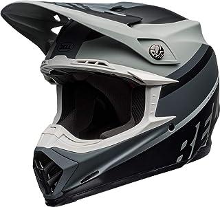 BELL Motocross-Helm Moto-9 MIPS Grau Gr. M