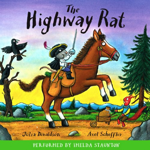 The Highway Rat cover art