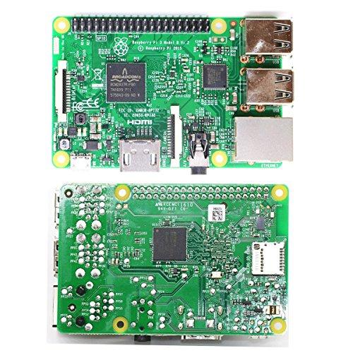 『kksmart Raspberry pi 3 model b ラズベリーパイ電子工作入門 5インチタッチパネルキット』の5枚目の画像