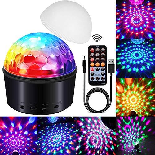 Star Projector Night Light, Galaxy Light Projector con Star, Ocean Wave Projector per camera da letto Sale giochi Home Theater, Altoparlante musicale integrato, Controllo vocale, Multifunzione