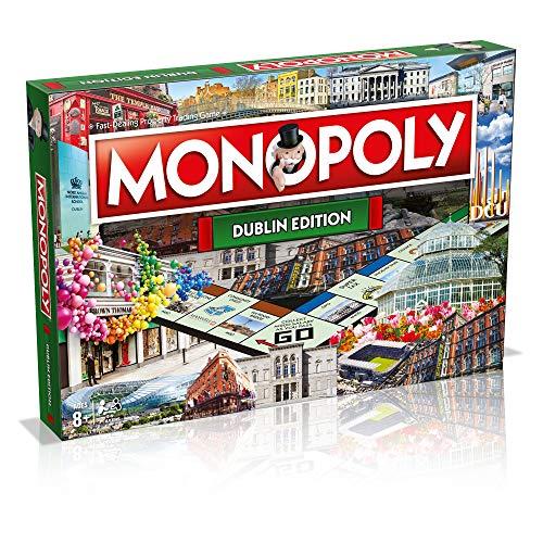 Winning Moves 033299Dublin Monopoly, mehrere