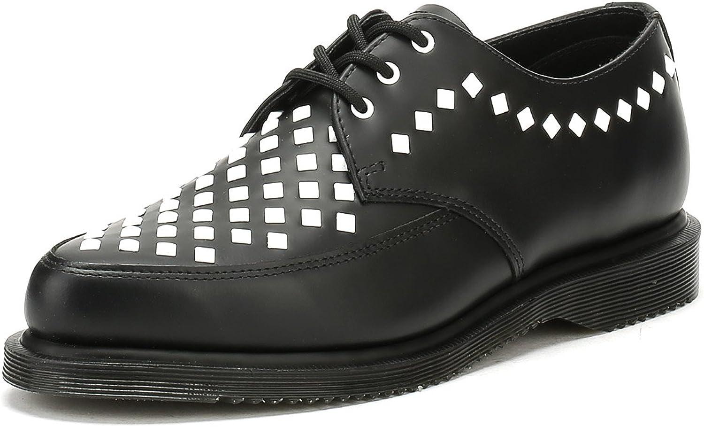 Dr. Martens Black Rousden Willis Creeper shoes
