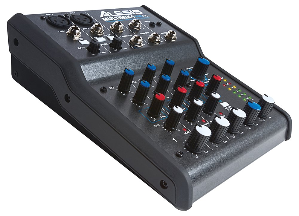 Alesis MultiMix Four Channel Integrated Effects