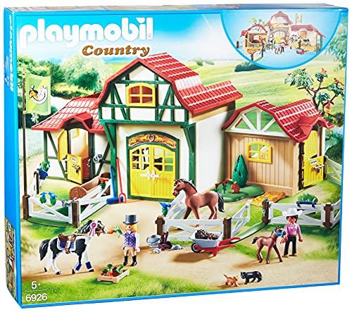 Playmobil - Club d'Équitation - 6926