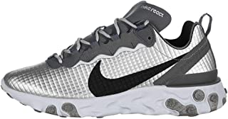 Men's React Element 55 PRM Silver/Black CI3835-001