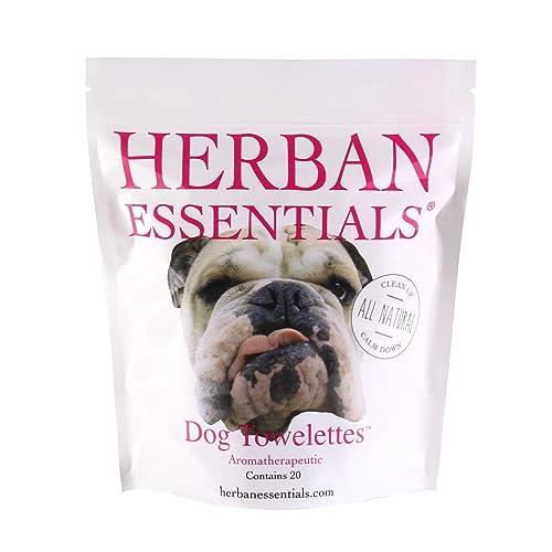 Herban Essentials Towelettes - Dog