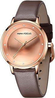 MINI FOCUS Women Watches 2020 Luxuru Top Brand Waterproof Quartz Watch Ladies Woman Stainless Steel Mesh Strap Wristwatch