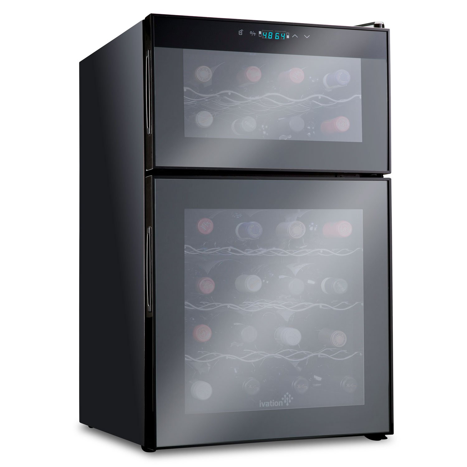Ivation Thermoelectric Temperature Freestanding Refrigerator