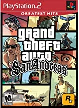 Grand Theft Auto San Andreas Greatest Hits - PlayStation 2 (Renewed)