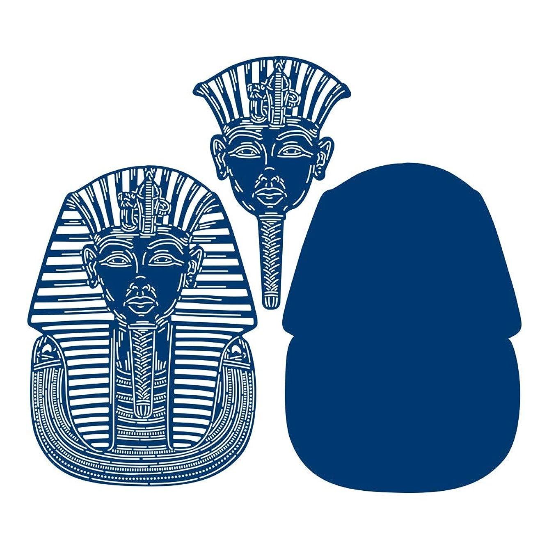Tattered Lace Pharaoh Die Set