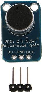 MagiDeal Eleet Microphone Amplifier MAX4466 Adjustable Gain Module