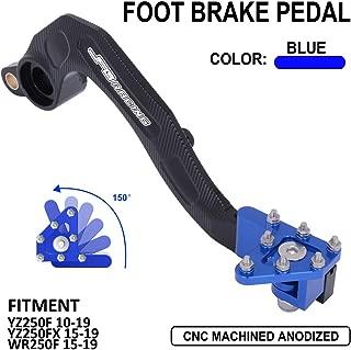 Pedal Palanca de Cambio YAMAHA YZ 125 250 YZ125 YZ250 YZ250X SCAR Azul
