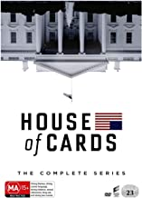 House of Cards: The Complete Series (Seasons 1 - 6) (DVD)