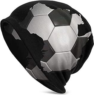 Slouchy Beanie for Men & Women Soccer in Australia Skull Cap Knit Hat Year Round Comfort