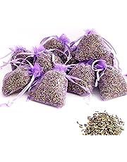 OLILLY Cosecha 2020-12 x Saquitos de Lavanda de Provenza (Púrpura, 12 Saquitos)