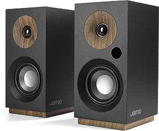 Jamo S 801 PM powered monitors (black)