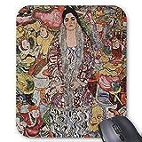 Portrait Friederike Maria Beer ~ Gustav Klimt Mouse Pad 18×22 cm
