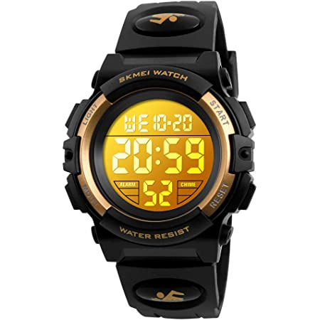 Digital Teen Boy Watches Birthday Gifts SOKY Cool Toys for 6-15 Year Old Boys