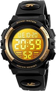 Kids Watch boy Multi Function 50M Sports Waterproof LED with Alarm Wrist Stopwatch 12H/24H Watches for Boy Girls Digital Children Watch