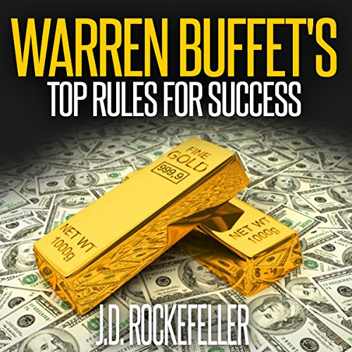 Warren Buffett's Top Rules for Success audiobook cover art