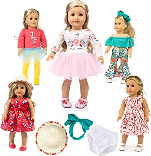 American Girl Doll Accessories and Clothes Unicorn American Girl Doll Clothes Christmas 18