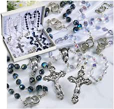 Christian Brands Wedding Rosary Set
