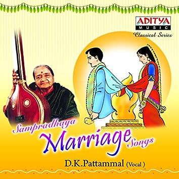 Sampradhaya Marriage Songs