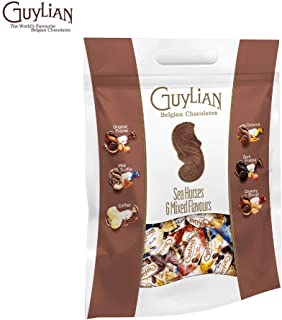 Guylian Temptations Pouch Mixed Seahorse Flavours 496g - Ideal Christmas Gift!
