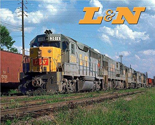A-Trains Louisville & Nashville GP40 8